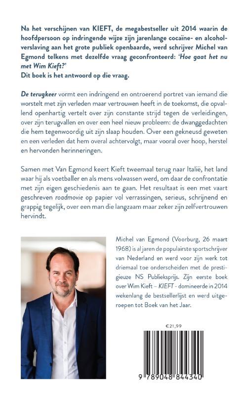 Wim Kieft - De terugkeer