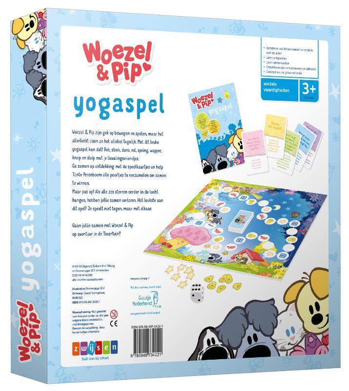 Woezel & Pip - Woezel & Pip yogaspel