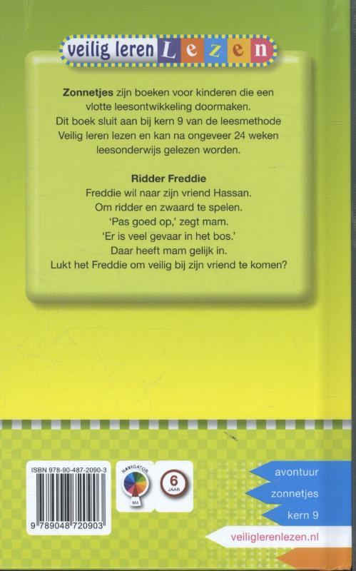 Veilig leren lezen - Ridder Freddie