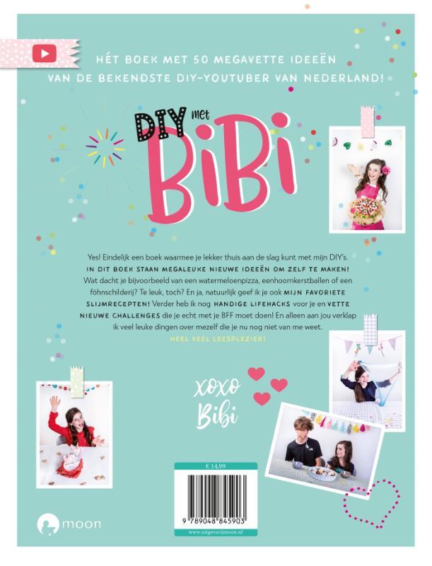 DIY met Bibi
