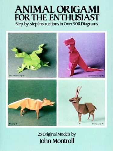 Animal Origami for the Enthusiast