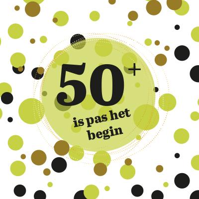 50 is absoluut geweldig