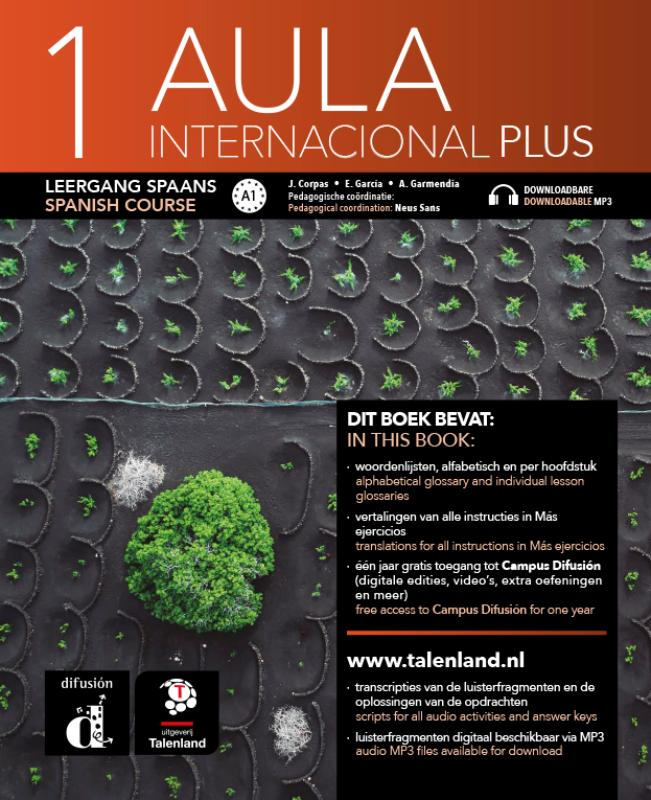 Aula Internacional 1 alumno Plus Premium edición Talenland