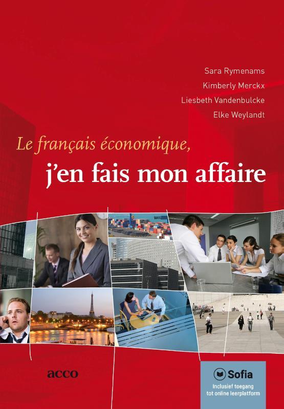 Le français économique, jen fais mon affaire