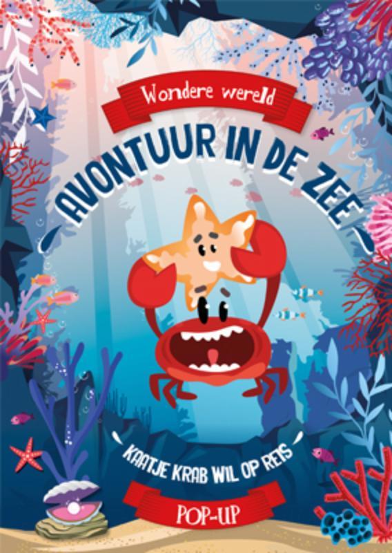 Wondere wereld pop-up - Avontuur in de zee