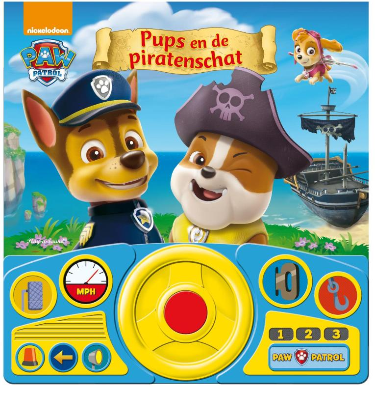 Pups en de piratenschat