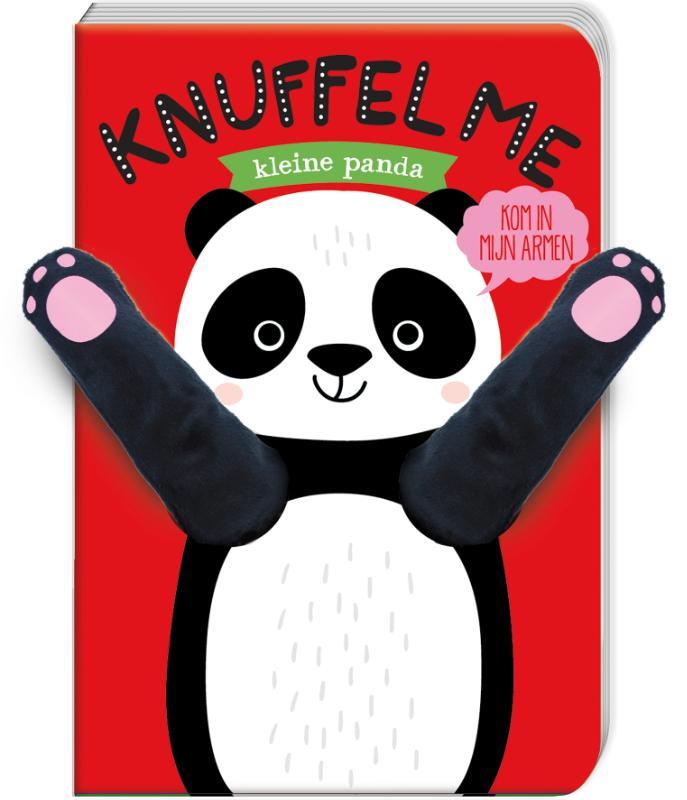 Knuffel me - Kleine panda