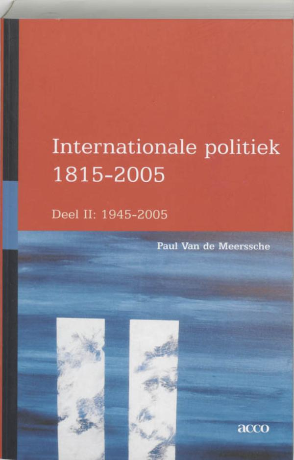 Internationale politiek 1945-2005