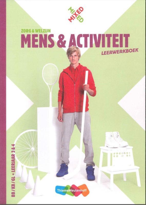 Mixed vmbo Mens en activiteit