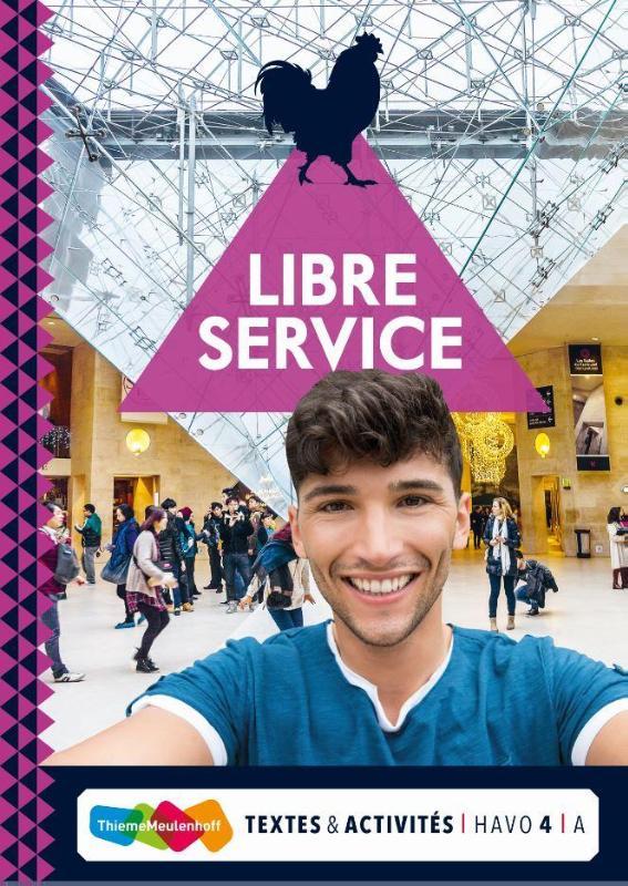 Libre Service 4 havo Textes et Activités A/B + totaallicentie