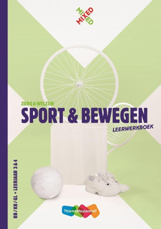 Mixed Sport en bewegen vmbo Leerwerkboek