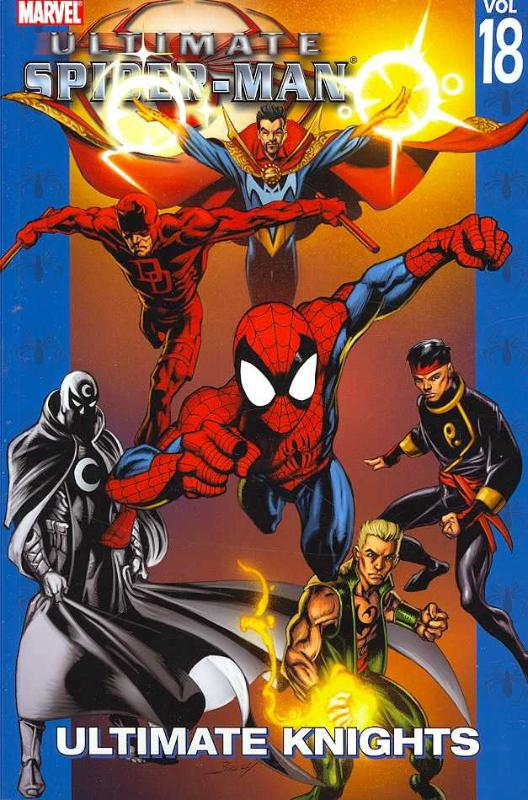Ultimate Spider-man 18