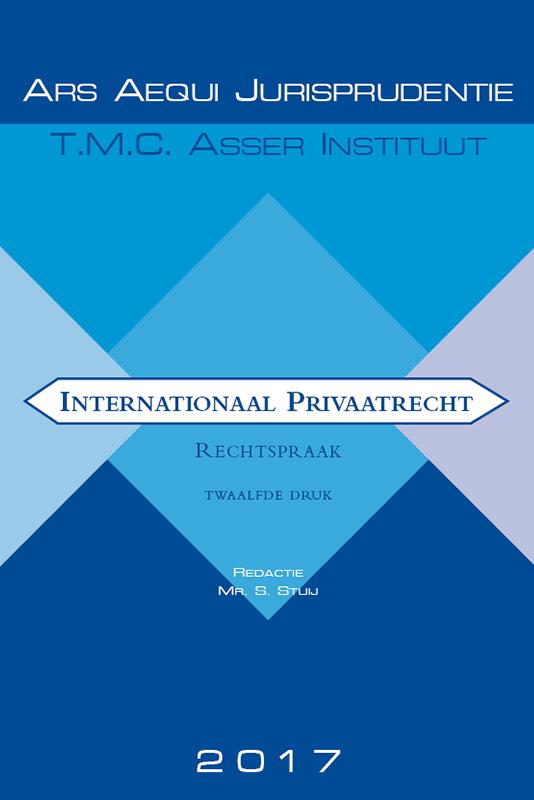 Ars Aequi Jurisprudentie Internationaal Privaatrecht