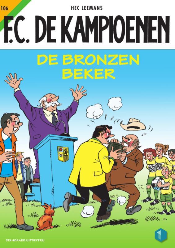 F.C. De Kampioenen 106 - De bronzen beker