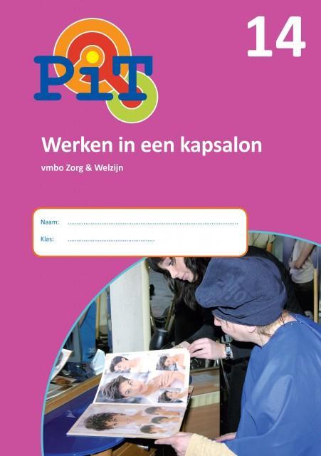 PiT 14 Werken in een kapsalon; Vmbo zorg en welzijn