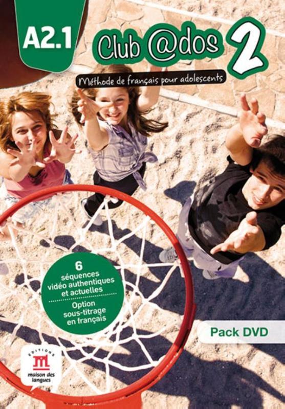 Club @dos 2 - DVD en cd