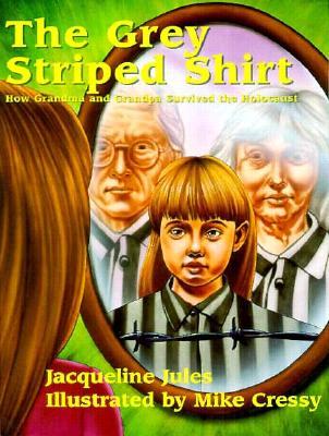 The Grey Striped Shirt