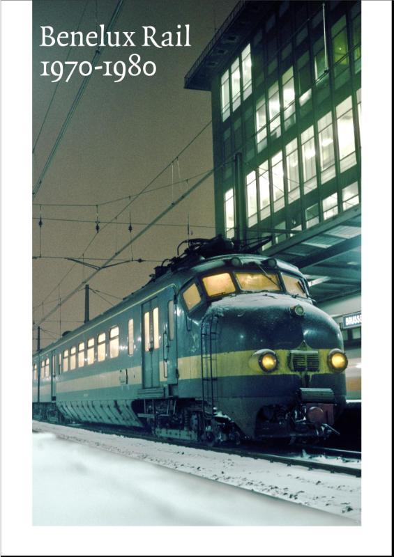 Benelux Rail 1970-1980