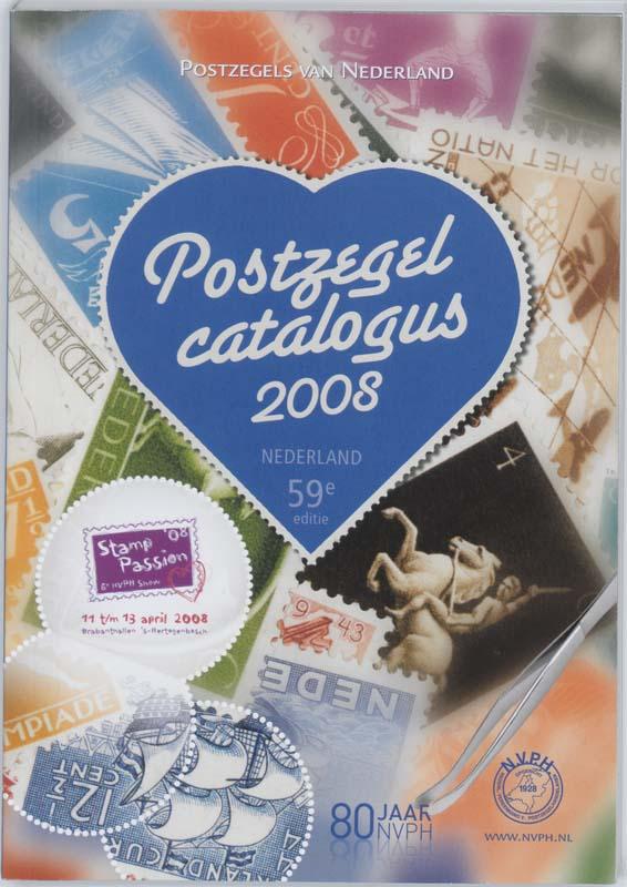Postzegelcatalogus van Nederland 2008