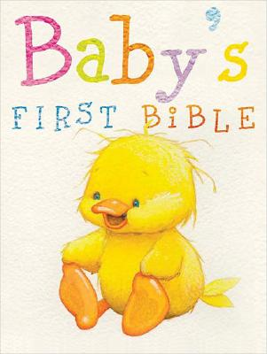 Baby's First Bible-NKJV