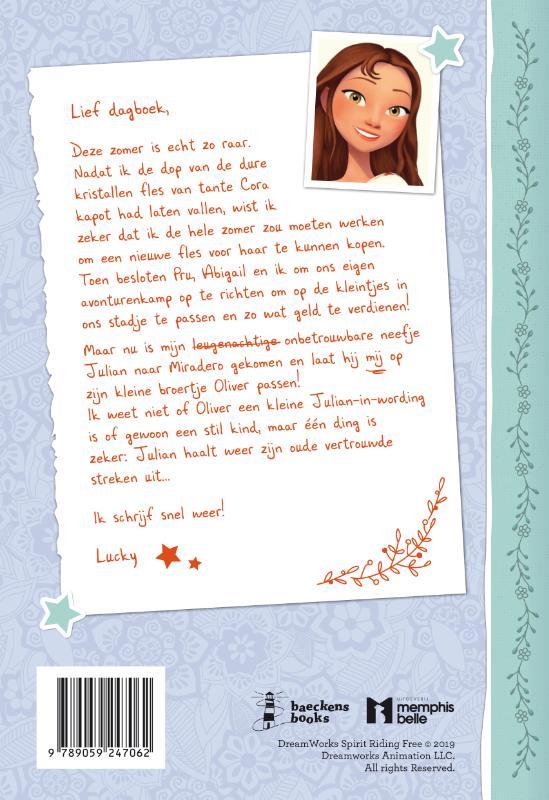 Dreamworks Spirit Samen Vrij 0 - Het dagboek van Lucky