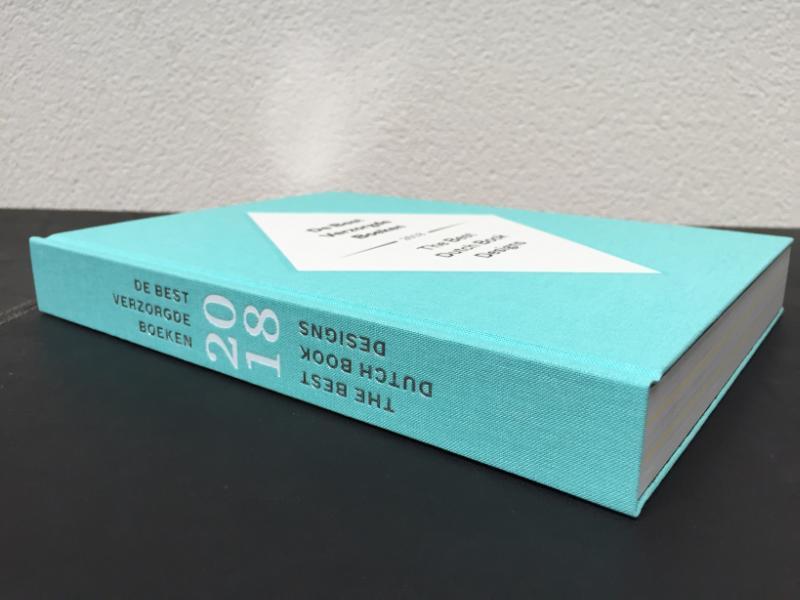 De Best Verzorgde Boeken 2018   The Best Dutch Book Designs