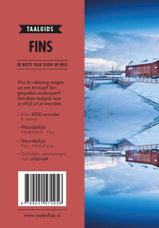Wat & Hoe taalgids - Fins