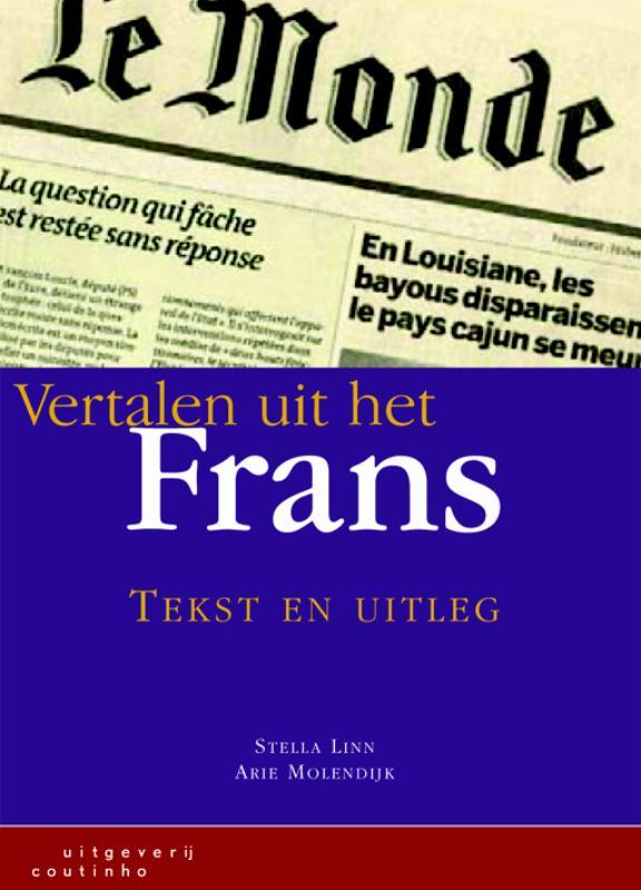 Vertalen uit het Frans