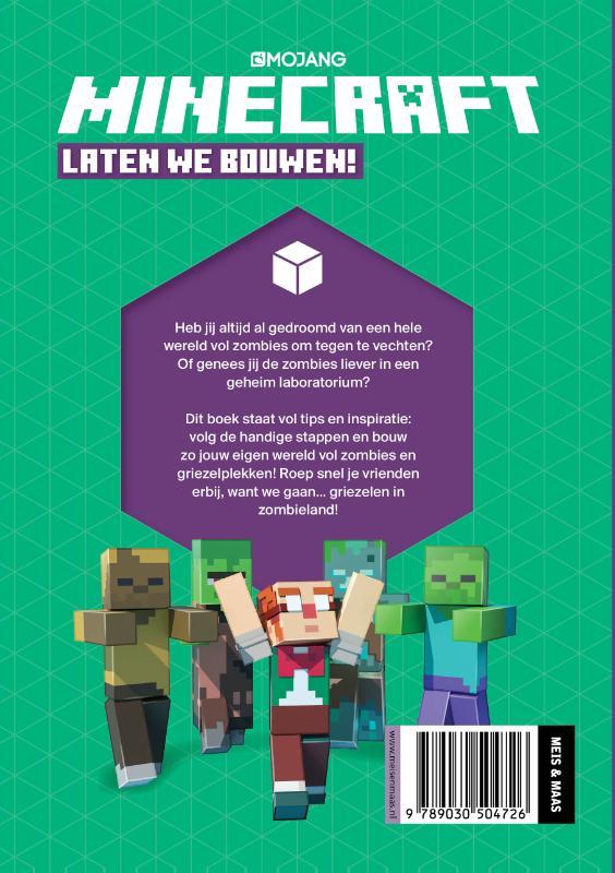 Minecraft - Laten we bouwen