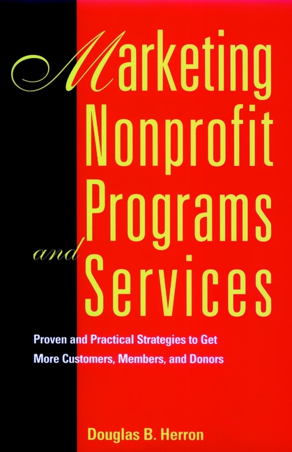 Marketing Nonprofit Programs and Services