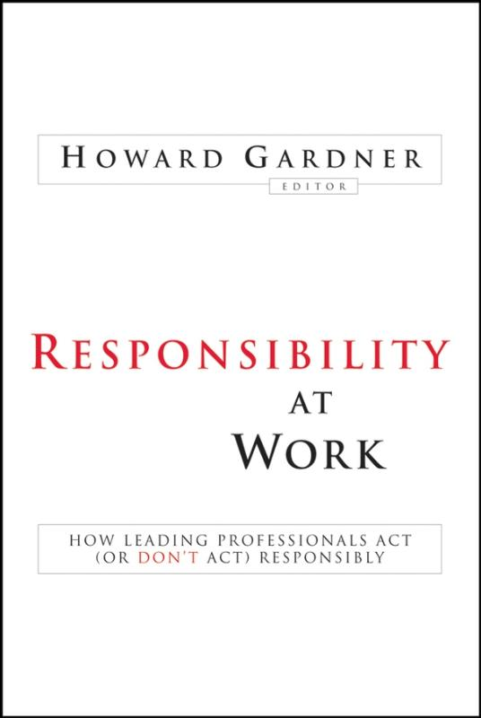 Responsibility at Work