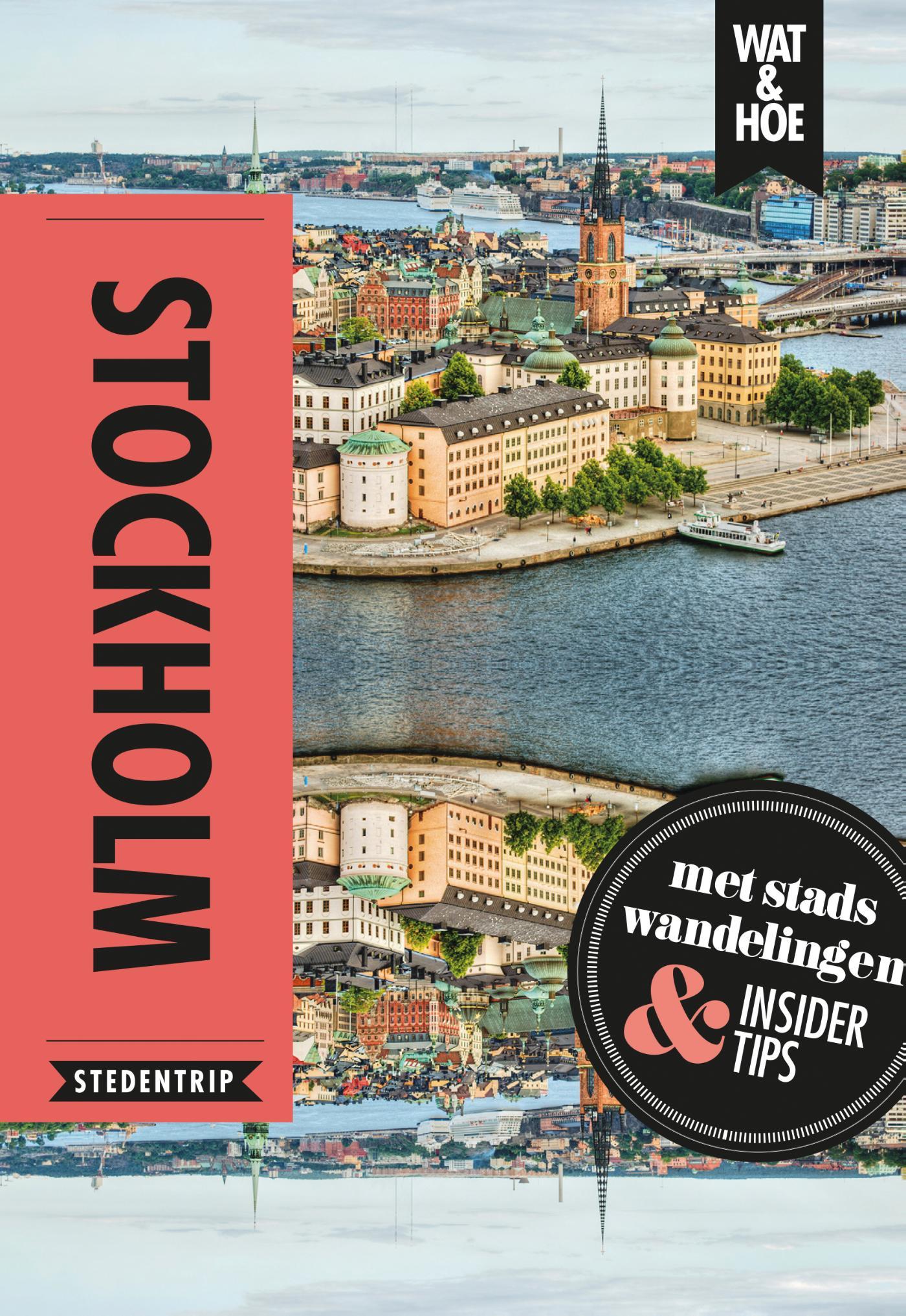 Wat & Hoe reisgids - Stockholm