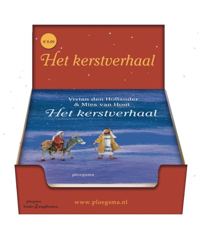 Het Kerstverhaal display 6 exemplaren