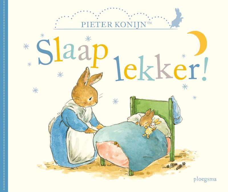 Pieter Konijn - Pieter Konijn, Slaap lekker!