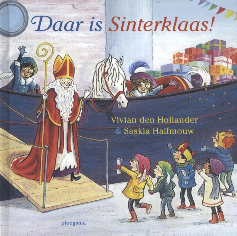 Daar is Sinterklaas display 6 ex