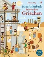Mein Stickerbuch: Bei den alten Griechen