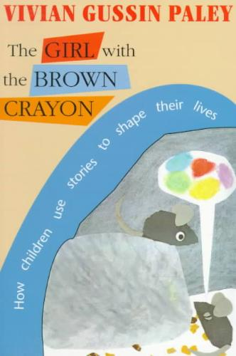 The Girl with the Brown Crayon (Paper)
