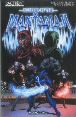 Legend of the Mantamaji Book Two