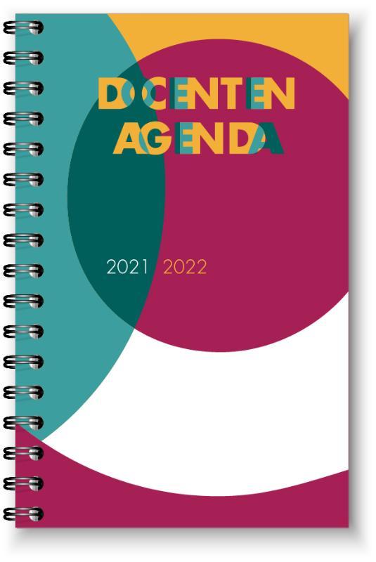 Docenten Agenda 2021-2022