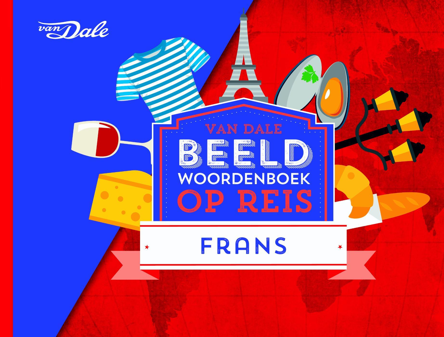 Van Dale Beeldwoordenboek op reis - Frans