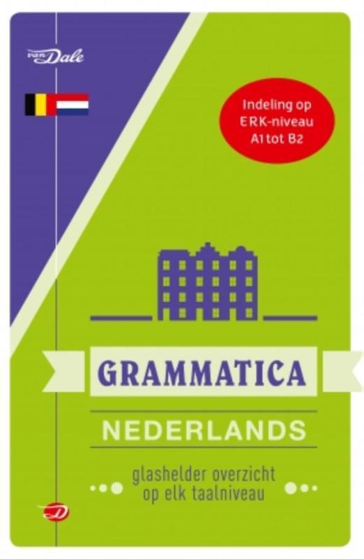 Van Dale grammatica Nederlands