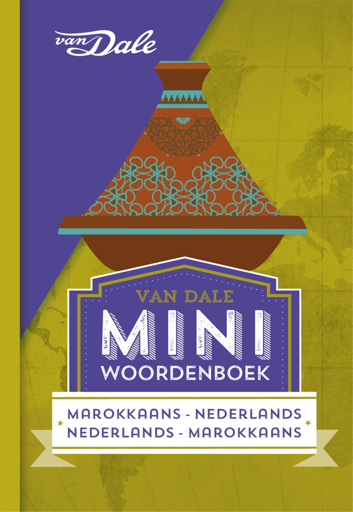 Van Dale Miniwoordenboek Marokkaans