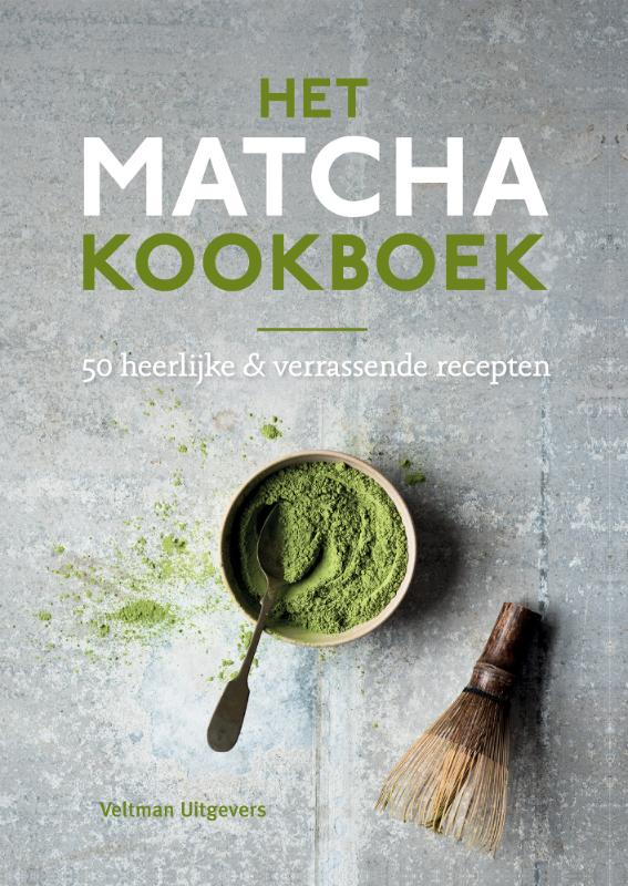 Het matcha kookboek