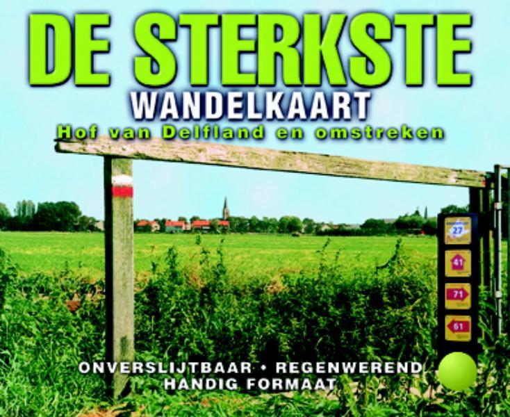 De sterkste wandelkaart van Hof van Delfland