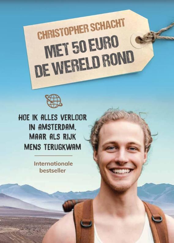 Met 50 euro de wereld rond
