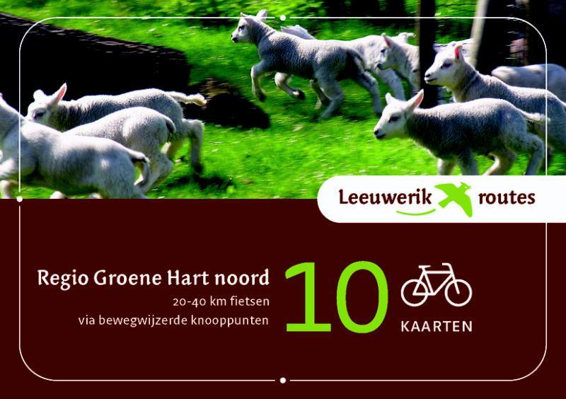 Regio het Groene Hart 10 kaarten