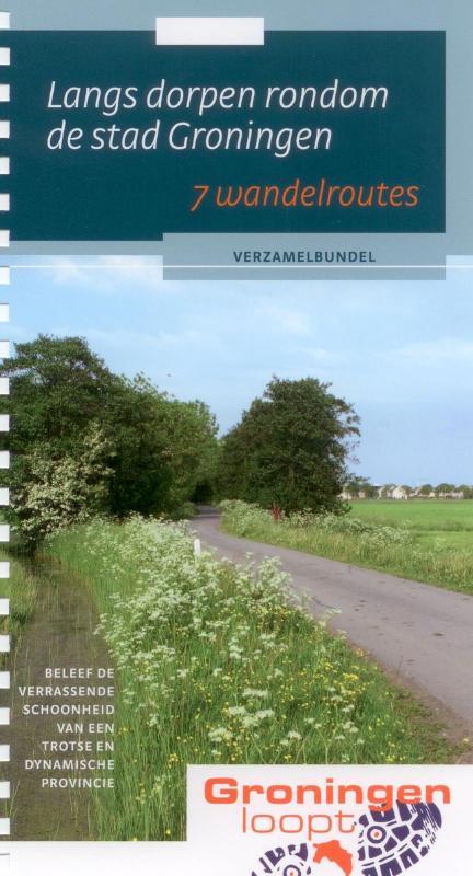 Langs dorpen rondom de stad Groningen