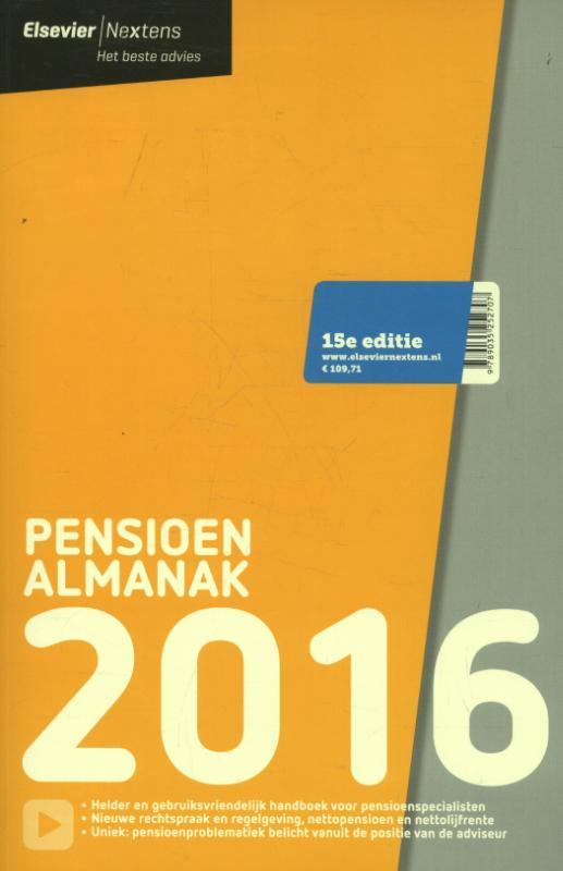 Elsevier Pensioen Almanak
