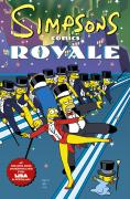 Simpsons Comics Sonderband 12. Royale