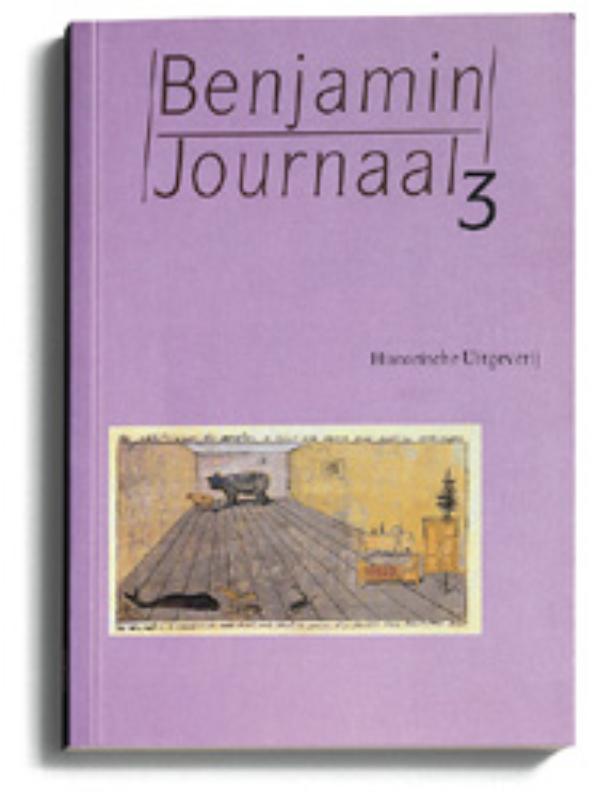 Benjamin Journaal 3